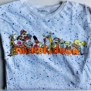 Nickelodeon 90s Cartoon Tee